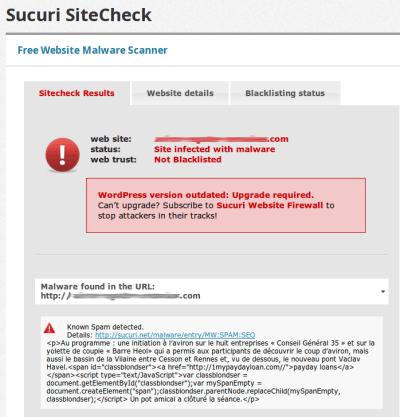 sucuri-sitecheck-results